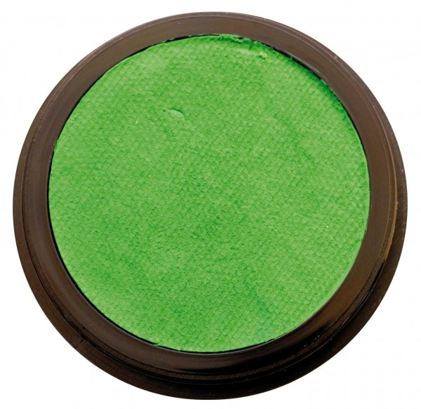 3,5 ml Profi Aqua Make Up Smaragdgrün Eulenspiegel