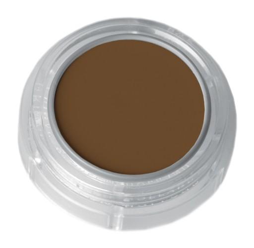 Grimas Camouflage Make-up D6 Hellbraun bis sehr dunkelbraun - 2,5 ml