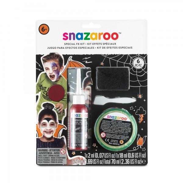 Snazaroo Spezial Effekte FX-Set