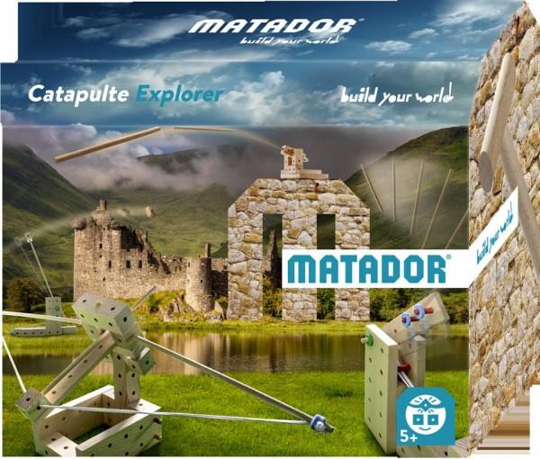 Matador Catapults Explorer