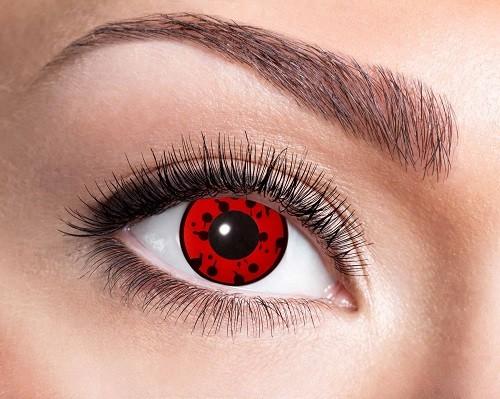 Eyecatcher Fantasy 12 Monatslinsen Blood Fluid