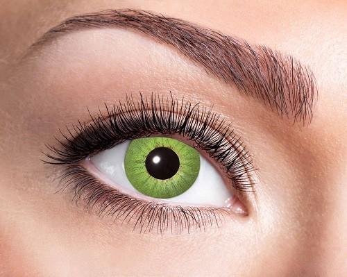 Eyecatcher Fantasy 12 Monatslinsen Electro Green