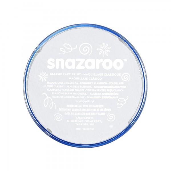 Snazaroo Schminkfarbe Weiß 18 ml