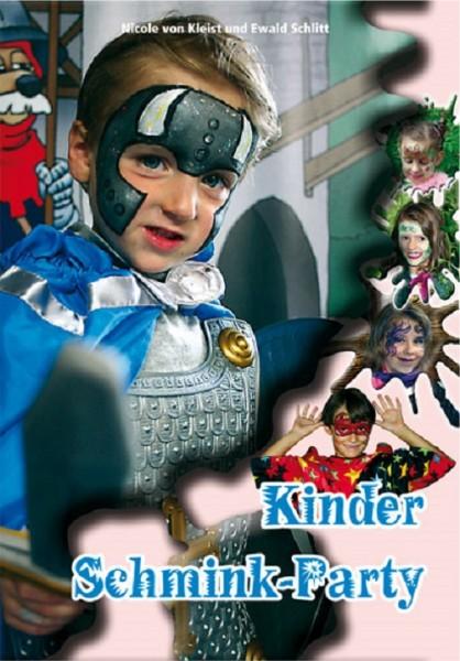 Eulenspiegel Schminkbuch - Kinder Schmink Party