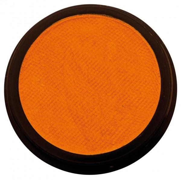 3,5 ml Profi Aqua Make Up Perlglanz Orange Eulenspiegel