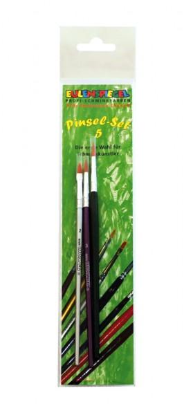 Eulenspiegel Profi Pinsel Set 5