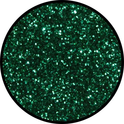 2 g Eulenspiegel Polyester Streu Glitzer Smaragdgrün