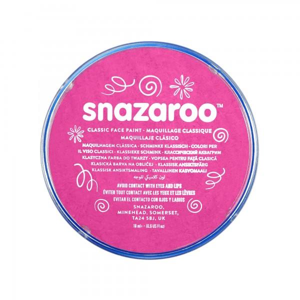 Snazaroo Schminkfarbe Leuchtendrosa 75 ml