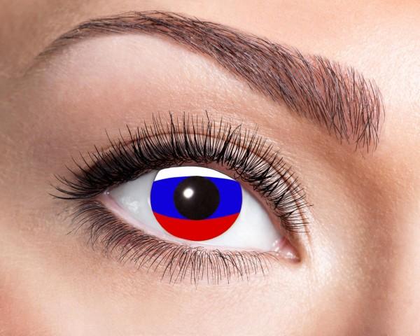 Eyecatcher Flaggen 12 Monatslinsen Russland