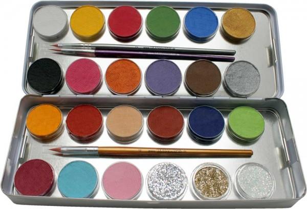 Eulenspiegel 24er Kombi Metall Palette