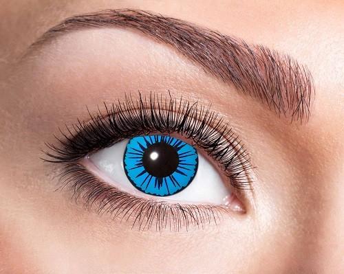 Eyecatcher Fantasy 12 Monatslinsen Blue Star