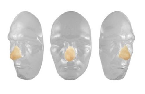 Grimas Latex Nasen / Sets 201 Nasenspitze