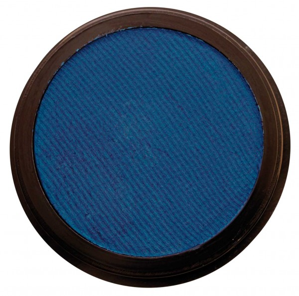 12 ml Profi Aqua Make Up Perlglanz Blau Eulenspiegel