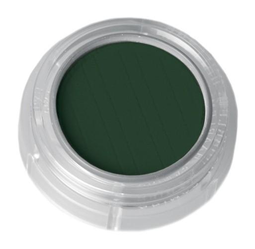 Grimas Eyeshadow - Rouge 487 Dunkelgrün - 2g