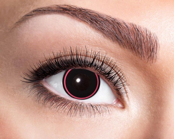 Eyecatcher Fantasy 12 Monatslinsen Pink Circle