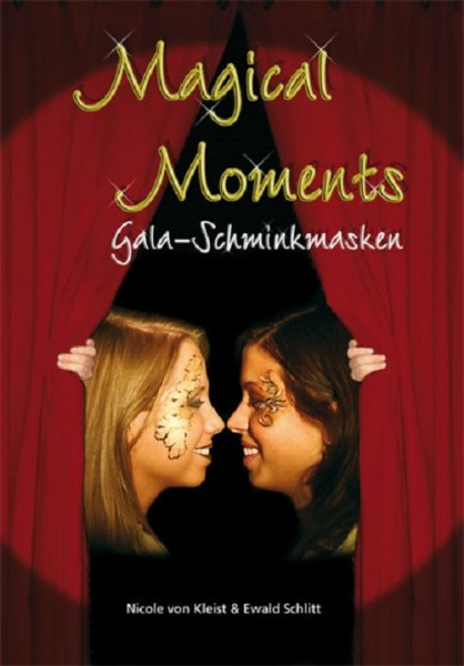 Eulenspiegel Schminkbuch - Magical Moments