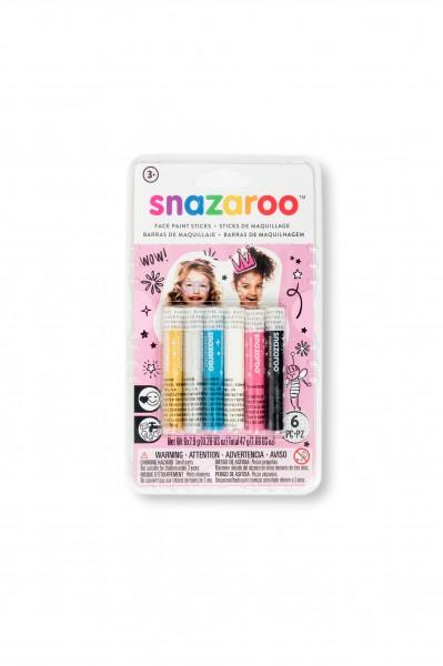 Snazaroo Schminkstifte Set Mädchen